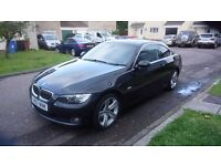 BMW 3 SERIES 325i Coupe E92 Sapphire Black Lots of Extras