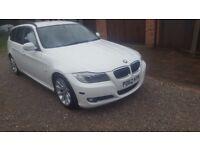 BMW 330D White Diesel Estate EX Police Car