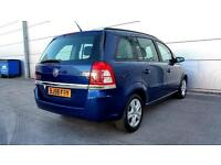 Vauxhall Zafira 1.9 CDTi Exclusiv 5dr ...AUTOMATIC...MPV..88000 MOB 0756-215-7183