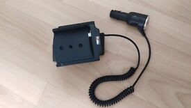 Brodit Active holder with cig-plug for HTC one phone