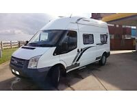 *REDUCED*2007 Ford Transit Motorhome fully equipped, low miles since professional conversion,MoT Spt