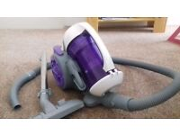 Tesco Vacuum Cleaner Hoover Pull Along 1600W Bagless Cylinder