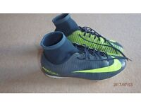 Nike CR7 sock boots Size 5.5 - Very good condition