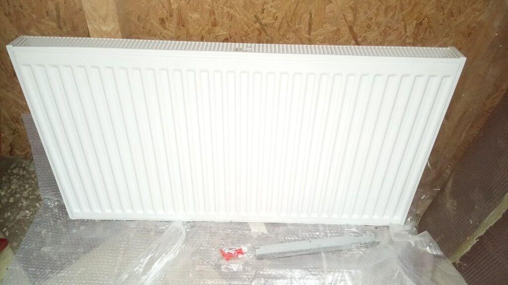 single radiator single convector 600 x 1100mm 3805Btu