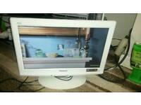 Panasonic 20 inch screen hd led free view TV £ 35