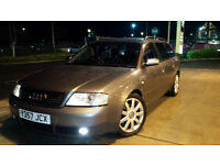 Audi A6 Avant 2001y plate, 1.9TDI bulet proof engine, 07512555462