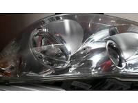 Peugeot 207 offside headlight unit