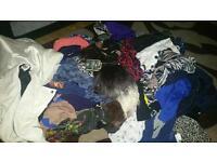 Massive women's clothes bundle sizes 10/12 lipsy ect.