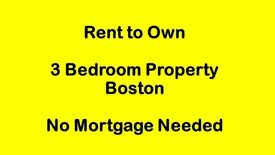 Tired of Renting? Rent to Own 3 bed detached. No Mortgage needed