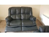 For sale set of 3 seater 2 seater and armchair.