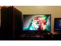 £1350 PC including Keyboard and Mouse GPU NOT INCLUDED!