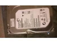 seagate 1tb internal hard drive REDUCED £35