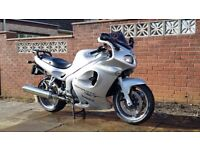 TRIUMPH SPRINT ST 955i, 2004, MOT'D TO SEPTEMBER 2018