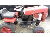 tractor bolens model 1250 petrol engine 3+3 speed and 1 reverse