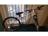 "2 x ladies 20"" bikes for sale immaculate condition £50 Each"