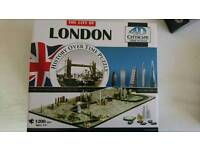 3D jigsaw of London