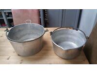 vintage kitchen am boilers metal