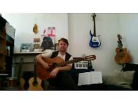 Guitar Teacher/Tuition/Lessons, South London, Brixton, Dulwich, Streatham, Tulse Hill Herne Hill