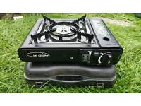 Hi Gear camping stove