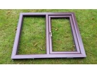 UPVC Window Rosewood