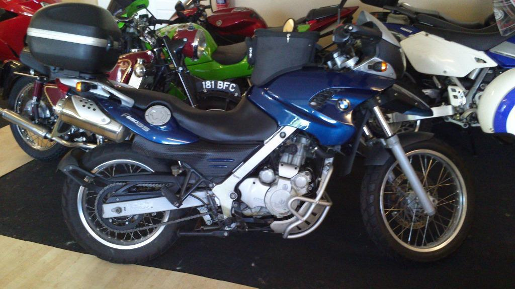 bmw f650gs 2003 in westhoughton manchester gumtree. Black Bedroom Furniture Sets. Home Design Ideas