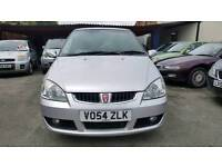 Rover CityRover Style Silver 1.4 5 Door Hatchback