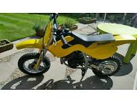 Kids motocross bike