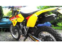 Suzuki Drz400e Road Legal Drz 400