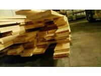 5x1 P.S.E clean timber 320 mtrs altogether