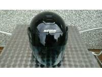 NOLAN MOTORBIKE HELMET OPEN FACE SIZE MEDIUM