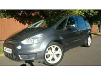 SMAX TITANIUM 2.0 TDCI 140 *LEATHER* *GLASS ROOF* *7SEAT* FORD MPV ESTATE MONDEO GALAXY 2007 2008