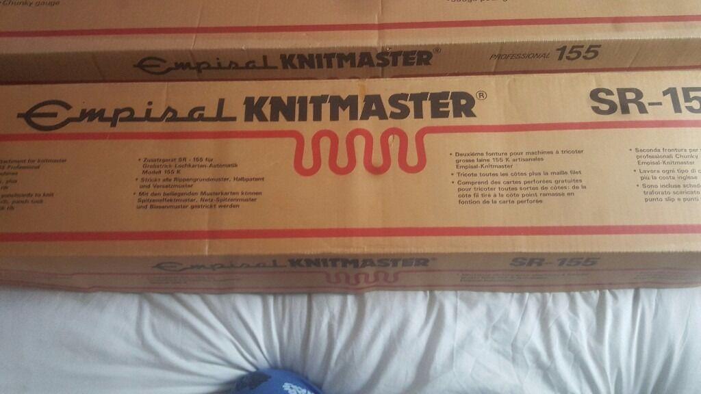 empiral knitting machine