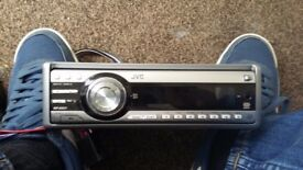 Jvc flip front car stereo cd player excellent condition bargain