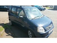 ONE OWNER LOW MILES SUZUKI WAGON R SPARES OR REPAIRS