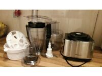 HOTPOINT 3 IN 1 FOOD PROCESSOR IN NEW CONDITION HARDLY BEEN USED BARGAINNN!!!!!!!!!!!!!!!!!!!!!!!!!!
