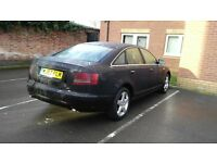 audi a6 se 2.0 tdi auto paddle shift low mileage part exchange welcome
