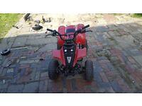 110 cc Quad Forward & Reverse gear