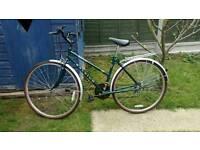 Vintage Raleigh Ladies Jaguar Bike Bicycle