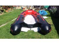 Prowave 4.2M SIB inflatable Boat.