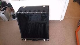 Stagg Guitar Gunrack case