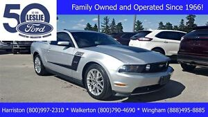 2012 Ford Mustang GT Coupe | LOW KMS | Leather