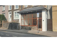 Shop for rent in Cwmcarn village ideal for A1 / E(a) use