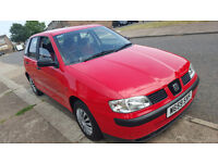 Seat Ibiza 1.4S 5 Door 2000 Reg