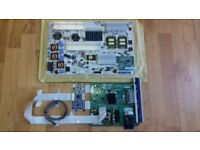 "!_(£30)LG 42"" TV spares/YP42LPBL/YP42LPBA/YP47LPBL/YP42LPBD/YP47LPBD + Main Board + More pieces_!."