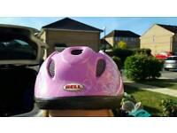 Bell cycle / bike helmet- childrens