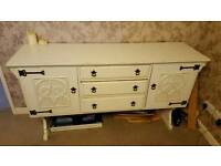 Gorgeous Shabby Chic Sideboard Cabinet Drawers Dresser