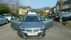 1.6 vauxhall astra 5dr. Full service history. MOT and service just completed.