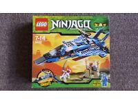 LEGO Ninjago 9442: Jay's Storm Fighter