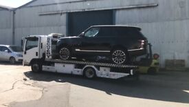 ESSEX & LONDON CAR RECOVERY VAN BREAKDOWN VEHICLE TRUCKS TOW TOWING ASSISTANT TRANSPORTER SERVICES