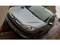 Peugeot 206 1.2 petrol